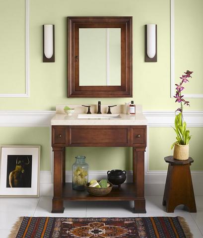 Open Bathroom Vanities A Sleek Simple Style For A Modern