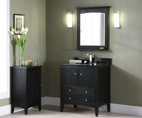 Green bathroom design a natural color for a laid back for Bathroom designs kent