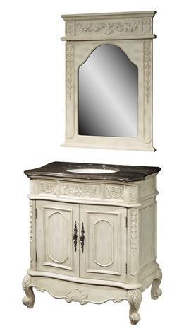 Maybelline Medium Single Bathroom Vanity From Classic Design