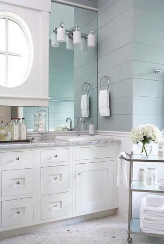 Elements of a cape cod bathroom design for a luxurious for Cape cod bathroom design