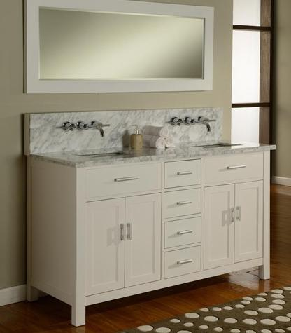 Off The Wall Wall Mounting Systems Bathroom Vanities Built For Wall Mounted