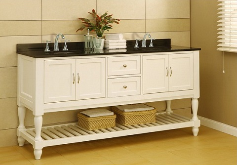 ... Vanity , open bathroom vanities , open shelf bathroom vanities , Spa