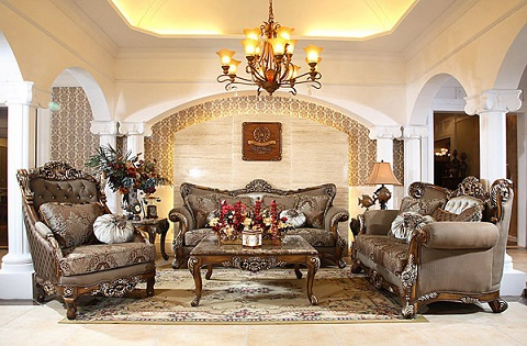sofa sets from afd beautiful replicas for an elegant living room