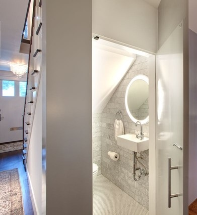 simple ways to add a half bathroom and what to consider before you start