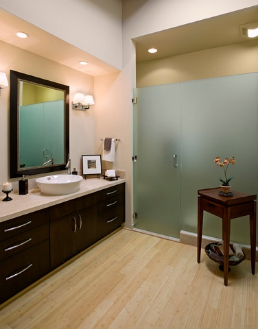 Wood Flooring In The Bathroom How To Get The Look And