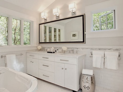 budget friendly diy projects to get your bathroom ready to
