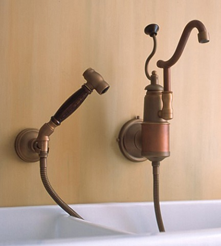 Installing A Wall Mounted Faucet (And Why Your Contractor Doesn'T