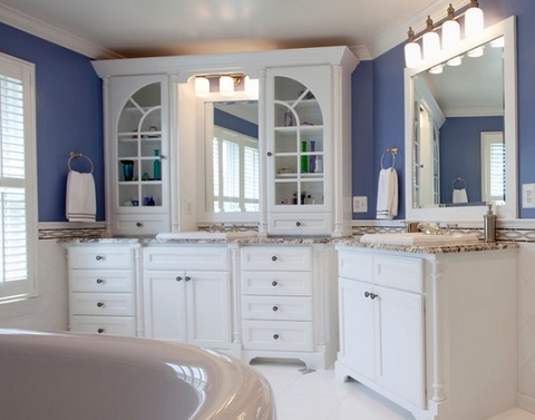 A Quick Guide To Furnishing A Master Bathroom