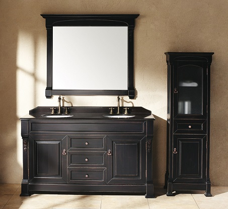 Why It 39 S Worth Buying A Matching Bathroom Vanity And Linen Cabinet