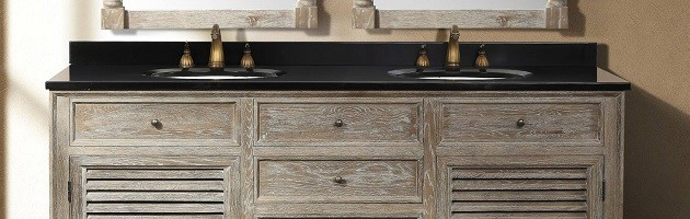 weathered wood bathroom vanities shopping guide, home design ideas