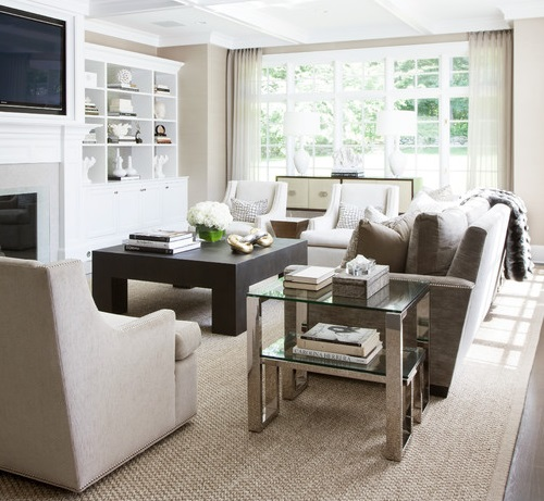 Traditional transitional or contemporary discovering for Makeup by tiffany d living room