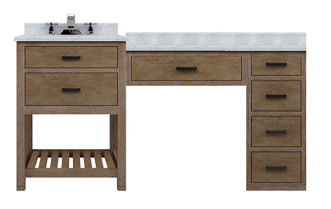 48 Inch Bathroom Vanity Offset Sink My Web Value