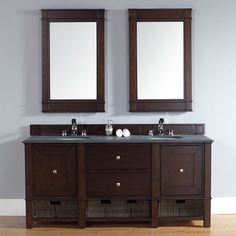Building a better master bathroom vanity the madison for Bathroom cabinet 800