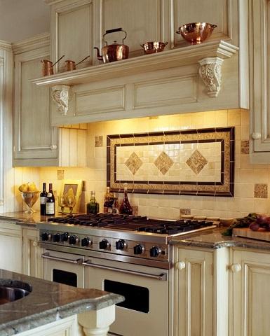2 different types of backsplash tile trend home design