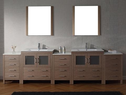 Decorating A Large Bathroom Modular Bathroom Vanity Sets From Virtu Usa