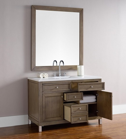 chicago 60 double bathroom vanity 305 v60d www from james martin