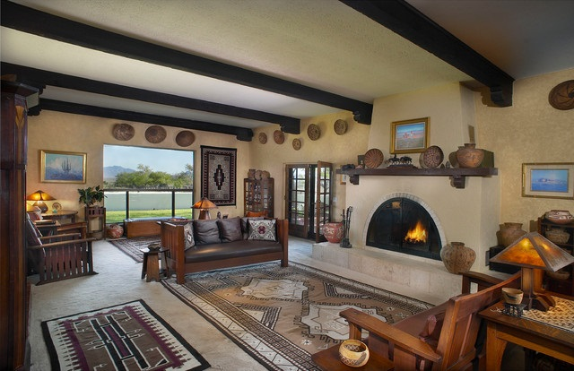 Six Ways Use Southwestern Style Add Little Flair Ranch Style Home