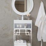 "Beverly 19"" Single Bathroom Vanity 361-V19-CHR from James Martin Furniture"