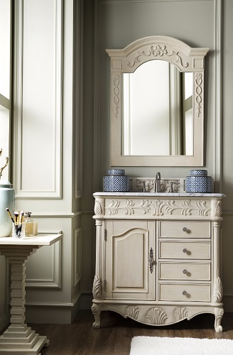 "St. James 36"" Single Bathroom Vanity 207-SJ-V36-VV from James Martin Furniture"