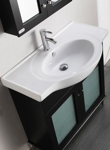 """Tux 24"""" Bathroom Vanity EVVN511-24ES from Eviva"""